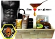 Honey Gift Basket for Men
